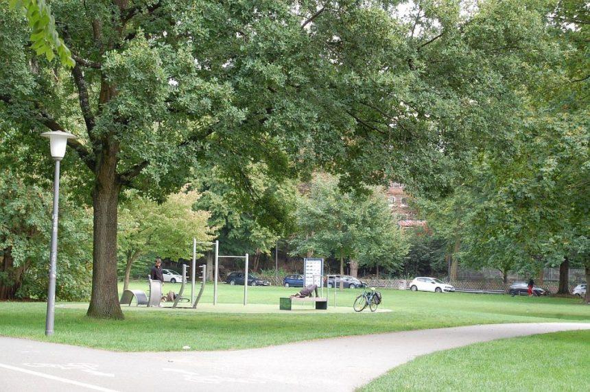 Eilbek Park