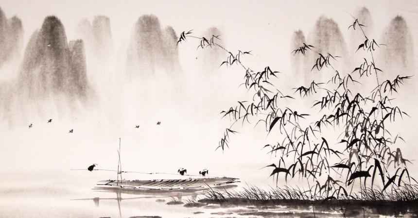 :i-Fluss Gemälde