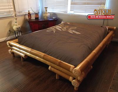 bamboo bed bamboo furniture