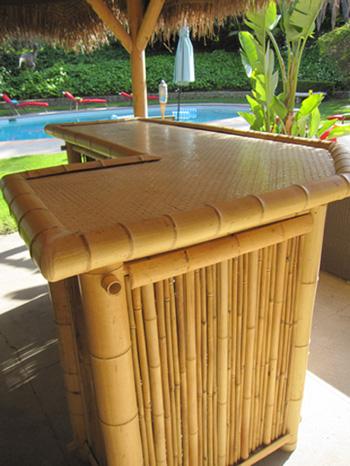 Bamboo tiki bar sets - Bamboo tiki bar For Sale on Backyard Tiki Bar For Sale id=93891