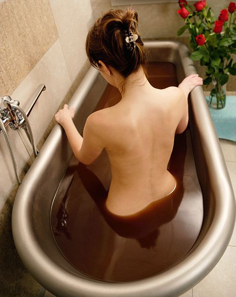 chocolate bath recipe