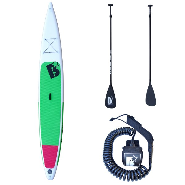 pack sup gonflable + pagaie pro race