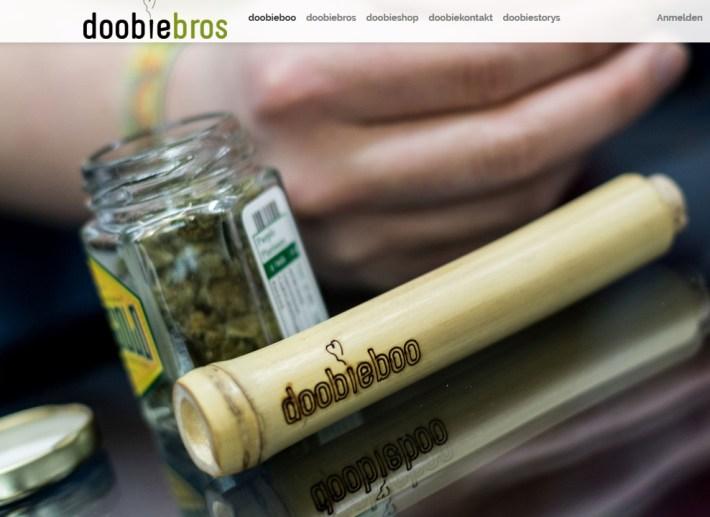 Bambus-für-Kiffer