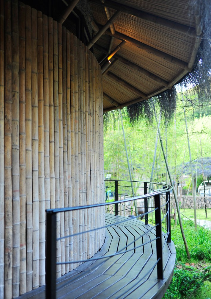 Bamboo Fassade - Bambusfassade 016-Naked-Gallery-Ecological-Creation-Technology-By-Xiaohui-Design-Studio-