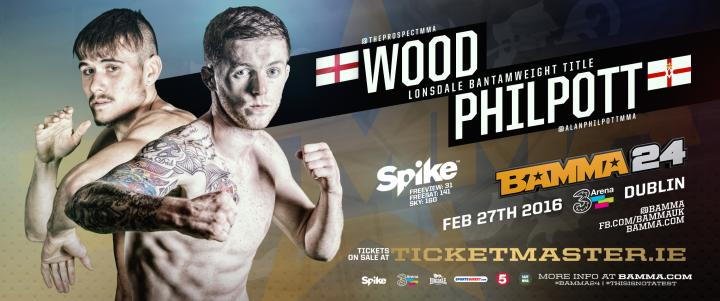 Lonsdale Title Fight & 2 Other Bouts Added to BAMMA 24