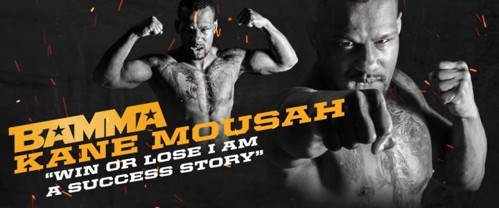 Win Or Lose I Am A Success Story - Kane Mousah