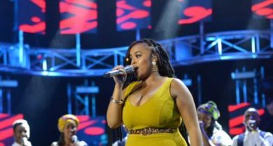 Dinky Kunene - One Wing (Idols SA)