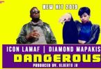 Icon Lamaf - Dangerous ft. Diamond Mapakisa