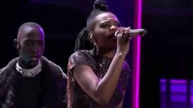 Nqobile Gumede – I'm Every Woman (Idols Top 8)