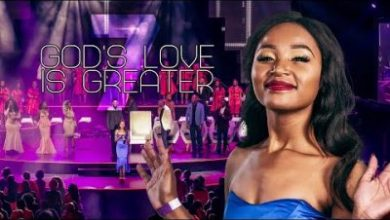 Spirit Of Praise – God's Love Is Greater ft. Tshepang Mphuthi + Video