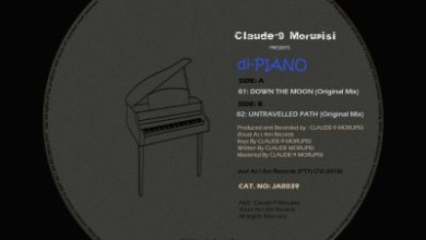 Claude-9 Morupisi – Down the Moon