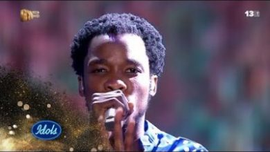Luyolo Yiba – OMG (Idols SA)