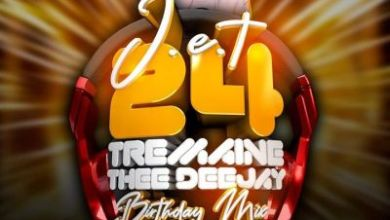 The Squad – Just Expensive Taste Vol 024 (Tremaine Thee Deejays Birthday Mix)