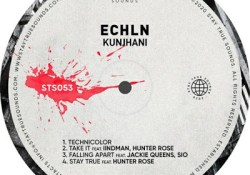 ECHLN – Falling Apart ft. Jackie Queens & Sio
