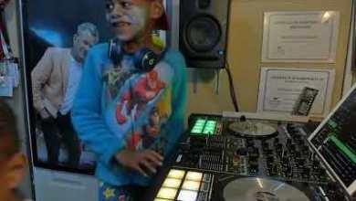 DJ Arch Jnr – Amapiano Quarantine Live Mix