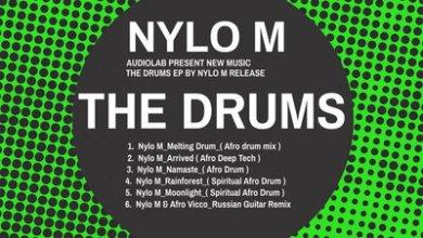 Nylo M – Melting Drum (Afro Drum)