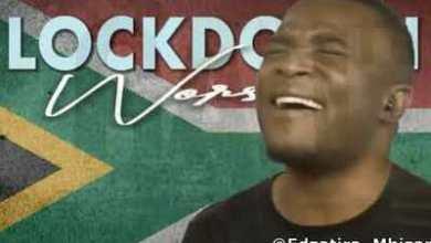 Video: Dr Tumi – Lockdown Worship SA ft. Benjamin Dube x Lebo Sekgobela