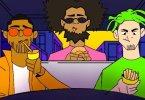 VIDEO: Ganja Beatz – ISH ft. Costa Titch & Fonzo