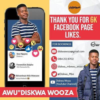 Diskwa – 6K Appreciation Track)