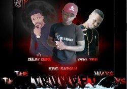 King Saiman, Pro-Tee & Deejay Zebra SA – Reverse Trumpet