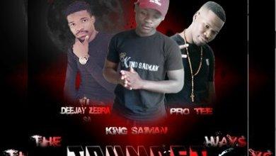 King Saiman, Pro-Tee & Deejay Zebra SA – The Trumpet Ways EP