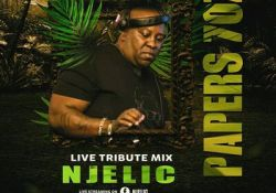 Njelic – Live Tribute Mix (Rest In Peace Papers 707)