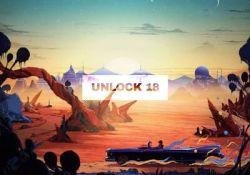 Dlala Chass – Unlock 18