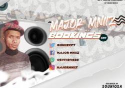 Major Mniiz – For My Fans (6K Followers Appreciation)