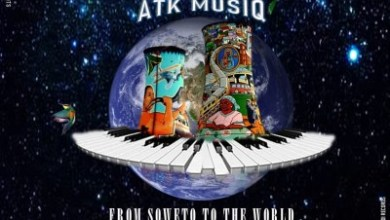 ATK MusiQ – From Soweto To The World EP