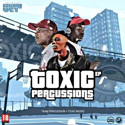 Team Percussion & Toxic MusiQ – Mjolo ft. Brown Panana, Mighty Soul & Leejoy