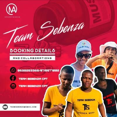 Team Sebenza & Czwe – Damage Control