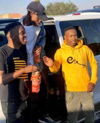 Entity MusiQ, Dj Jaivane & Thuske SA – Tag Team