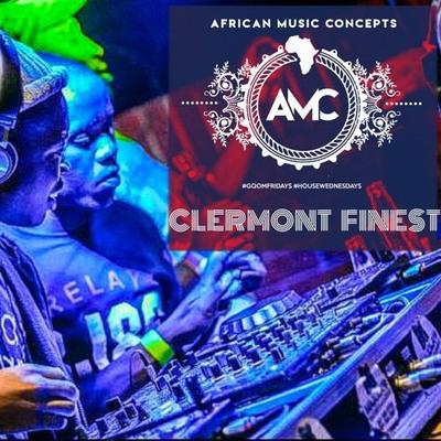 Clermont Finest – GqomFridays Mix Vol 182
