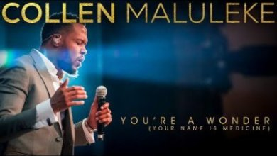 Collen Maluleke – You're A Wonder (Your Name Is Medicine)