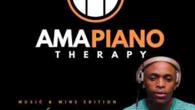 BitterSoul – Amapiano Therapy Vol 19 (Music N' Wine Edition)