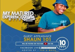 Shaun101 – Matured Experience With Stoks (Episode 1 Mix)