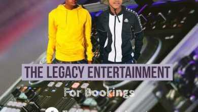 The Legacy Entertainment x Liya – Bambelela