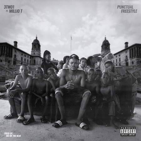 3two1 – Punctual Freestyle ft. Millio T