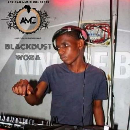 BlackDust – GqomFridays Mix Vol 191