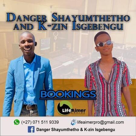 Danger Shayumthetho & K-zin Isgebengu – Inkosi ft. Jeyjoe