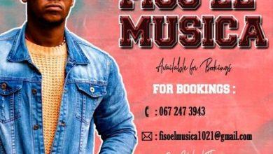 Fiso El Musica – Isangoma 1 (Gangster Mix)