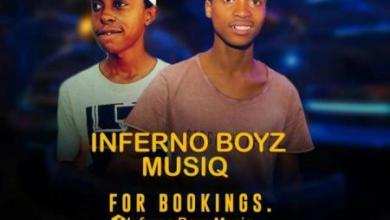Inferno Boyz x General Cmamane – UFO