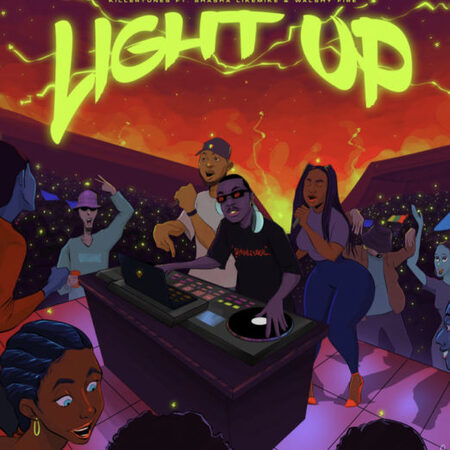 Killertunes – Light Up ft. Sha Sha, Like Mike & Walshy Fire
