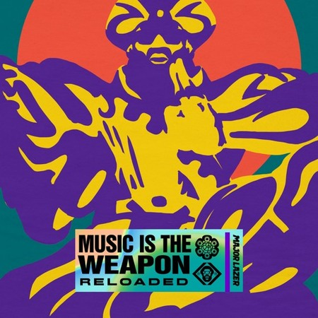 Major Lazer – Hands Up ft. Moonchild Sanelly & Morena Leraba