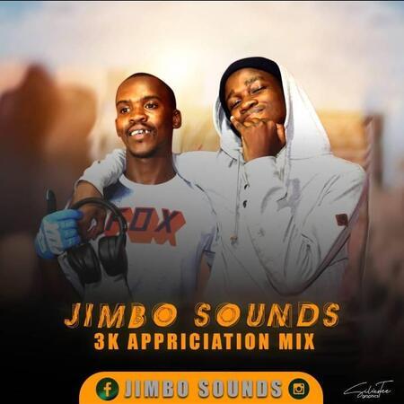 Jimbo Sounds – 3K Appreciation Mixtape