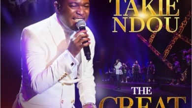 Takie Ndou – It's Not By Might (Live)