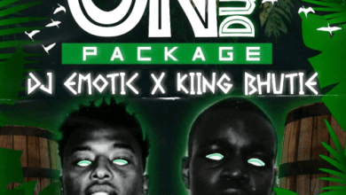 Download Mp3 Dj Emotic & Kiing Bhutie Bum Jive ft. Clermont Finest