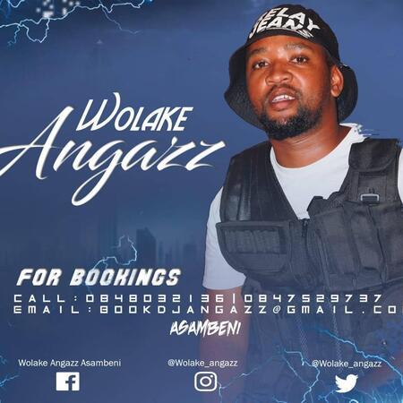 Final Dot & Scroof Ecaweni ft. Angazz Mp3 Download