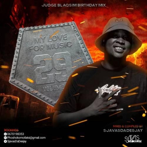 Sjavas Da Deejay My Love For Music Vol 29 Mp3 Download