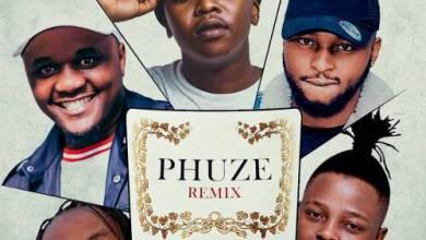 Dlala Thukzin ft. Zaba, Sir Trill, Mpura & Rascoe Kaos – Phuze Remix Mp3 Download